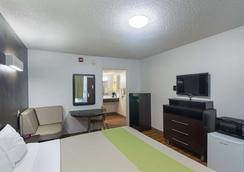 Studio 6 Oklahoma City Airport - Oklahoma City - Bedroom