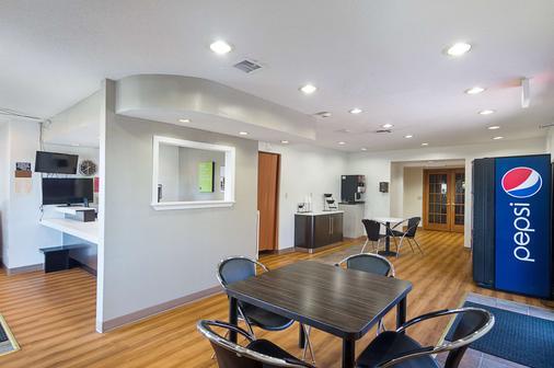 Studio 6 Oklahoma City Airport - Oklahoma City - Dining room