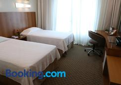 Bourbon Joinville Hotel - Joinville - Bedroom