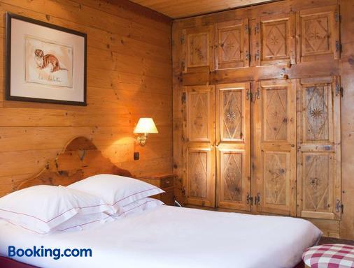卡爾麗娜酒店 - 拉庫魯澤 - 拉克呂薩 - 臥室