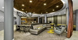 SpringHill Suites by Marriott San Antonio Airport - San Antonio - Lounge