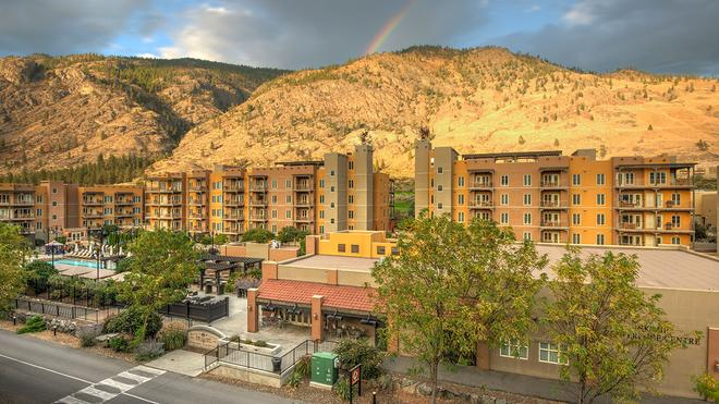 Spirit Ridge-in The Unbound Collection by Hyatt - Osoyoos - Rakennus