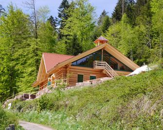Hotel Therme Bad Teinach - Bad Teinach-Zavelstein - Building