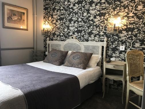 La Maison Vauban - Hôtel St Malo - Saint-Malo - Bedroom