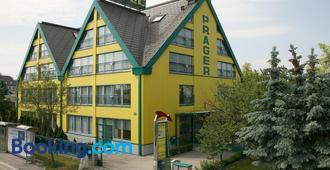 Hotel Asperner Löwe - Βιέννη - Κτίριο