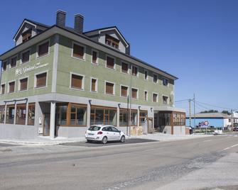 O Vendaval - San Cosme de Barreiros - Building