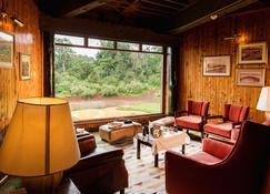 Serena Mountain Lodge - Nanyuki - Salon