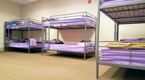 City House Hostel New Orleans - New Orleans - Schlafzimmer
