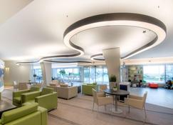 Novotel Luxembourg Kirchberg - Luxemburgo - Centro de negocios