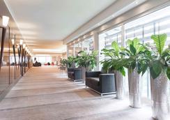 Novotel Luxembourg Kirchberg - Luxemburgo - Lobby