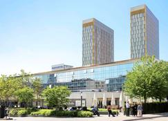 Novotel Luxembourg Kirchberg - Luxembourg - Building
