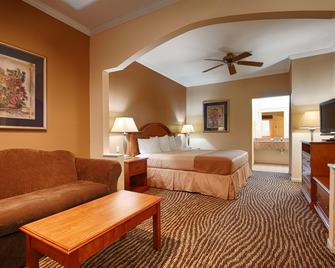 Best Western Inn of Navasota - Navasota - Ložnice