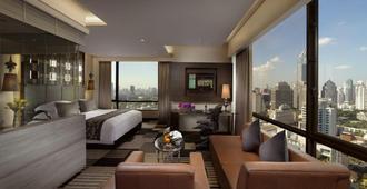 The Landmark Bangkok - Bangkok - Bedroom