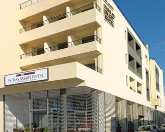 AIROTEL Patras Smart Hotel - Patras - Building