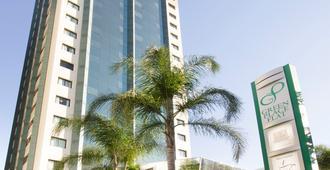 Green Place Flat Ibirapuera - São Paulo - Edificio