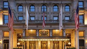 廣場酒店 - 紐約 - 紐約 - 建築