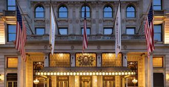 The Plaza Hotel - ניו יורק - בניין