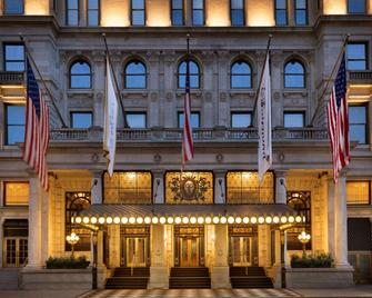 The Plaza Hotel - New York - Building