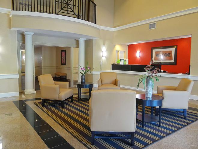 哥倫布-塔特爾美國長住酒店 - 都柏林 - 都柏林 - 休閒室
