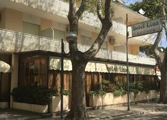 Hotel Lina - Cervia - Gebouw
