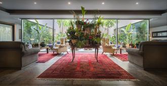 Gran Hotel La Florida - Barcelona - Recepción