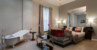 格林威治酒店 - 倫敦 - 倫敦 - 臥室