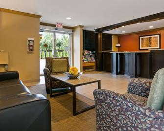 Best Western Maple Ridge Hotel - Mission - Wohnzimmer