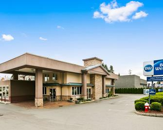 Best Western Maple Ridge Hotel - Mission - Building