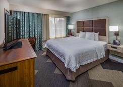 Hampton Inn San Francisco Airport - South San Francisco - Makuuhuone