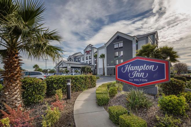 Hampton Inn San Francisco Airport - South San Francisco - Rakennus