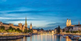 Mercure Stoller Zurich - Zurich - Outdoors view