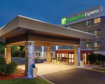 Holiday Inn Express Hartford South - Rocky Hill - Rocky Hill - Building