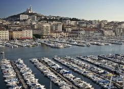 Holiday Inn Express Marseille - Saint Charles - Marseille - Outdoor view