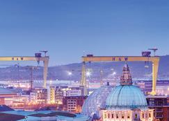 Maldron Hotel Belfast City - Belfast - Outdoor view
