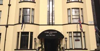 Lord Nelson Hotel - Liverpool - Building