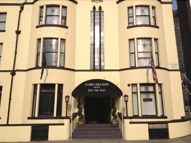 Lord Nelson Hotel - Λίβερπουλ - Κτίριο