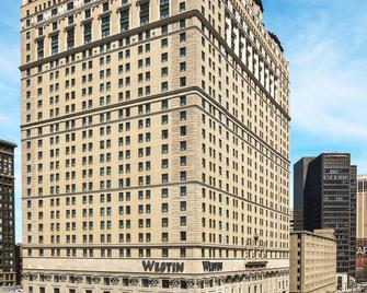 The Westin Book Cadillac Detroit - Детройт - Здание