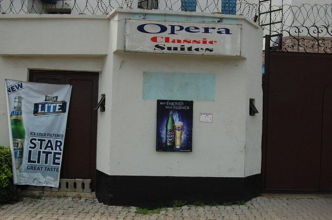Opera Classic Suite Limited - Lagos - Outdoors view