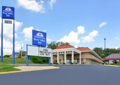Americas Best Value Inn - Collinsville / St. Louis - Collinsville - Building