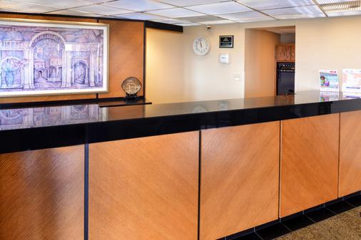 Americas Best Value Inn - Collinsville / St. Louis - Collinsville - Front desk