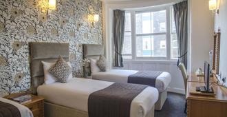 Kings Hotel - ברייטון אנד הוב - חדר שינה