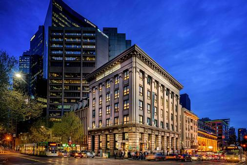 Quality Hotel Batman's Hill on Collins - Melbourne - Building