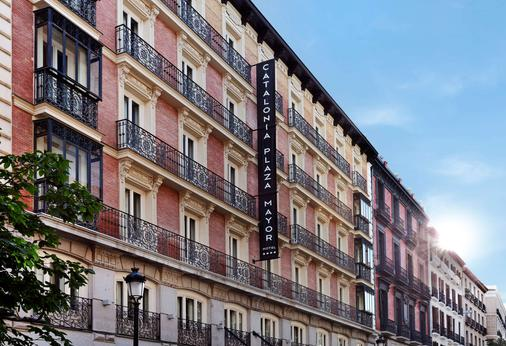 Catalonia Plaza Mayor - Madrid - Cảnh ngoài trời