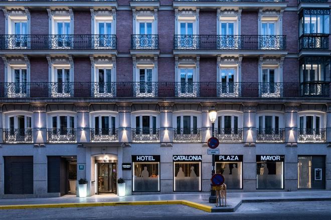 Catalonia Plaza Mayor - Madrid - Building