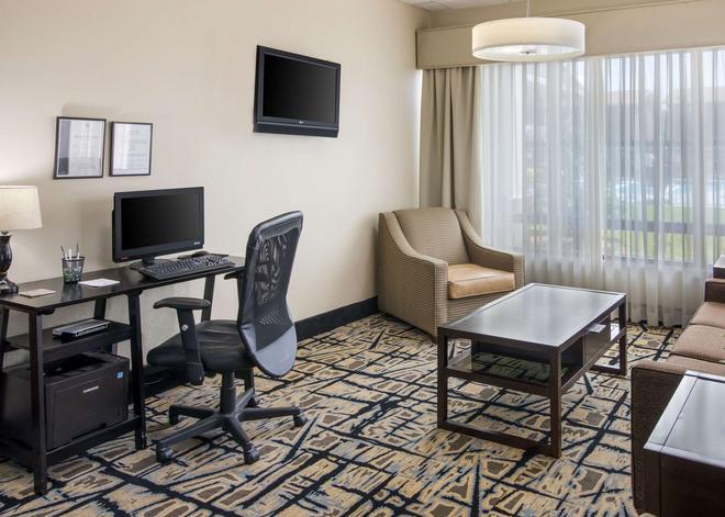 Clarion Inn - Cleveland - Centro de negocios
