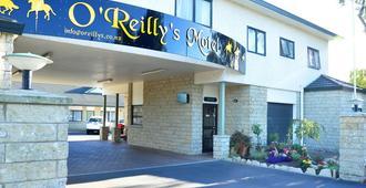 O'Reillys Motel - Matamata - Building