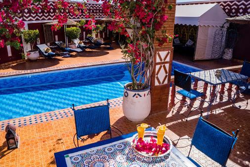 Le Petit Riad - Ouarzazate - Bể bơi