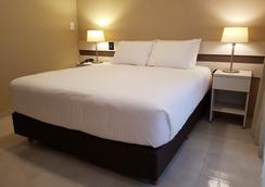 Up Recoleta Hotel - Buenos Aires - Schlafzimmer