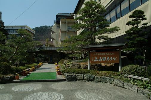 Kamiyamada Hotel - Chikuma - Outdoors view