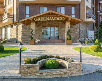 Green Wood Hotel & Spa - Bansko - Building